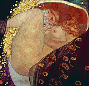Danaë (1907-1908) - Gustav Klimt