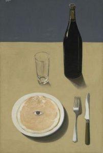 Le Portrait (1935) - René Magritte