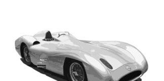 Mercedes W 196 (1954) - Duurste autoklassiekers aller tijden