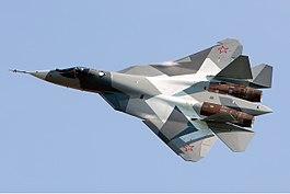 Sukhoi Su-57 - Snelste straaljagers van dit moment
