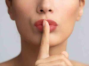 Iedereen heeft iets te verbergen: wel 13 geheimen volgens onderzoek