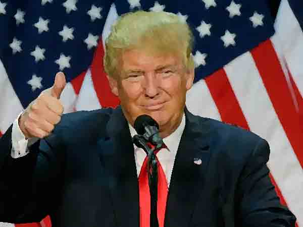 Beoordeling president Donald Trump door Europeanen