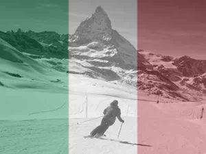 Beste wintersportplaatsen in Italië