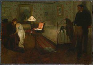 Intérieur (1868–1869) - Edgar Degas
