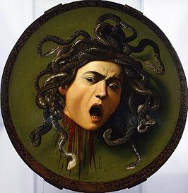 Medusa (1571-1610) - Caravaggio