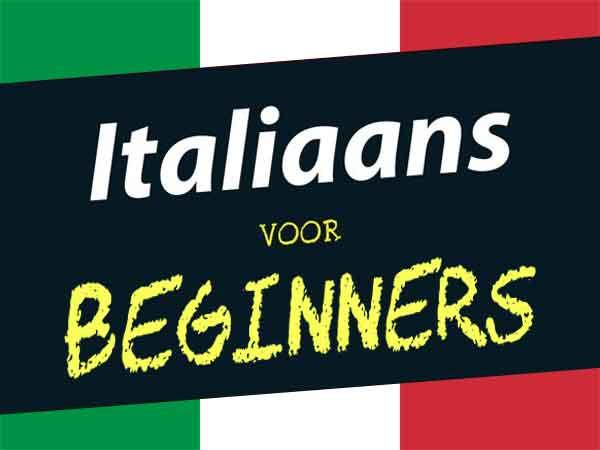 Meest gebruikte Italiaanse woorden - De Top 100