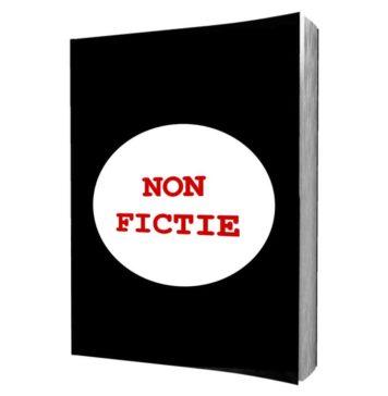 Best verkochte boeken - Non Fictie 2019 week 41 - Top 10