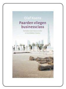 Paarden vliegen businessclass - Olaf Koens