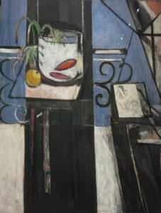 Poissons rouge en pallette / Rode vis in pallette (1914) - Henri Matisse