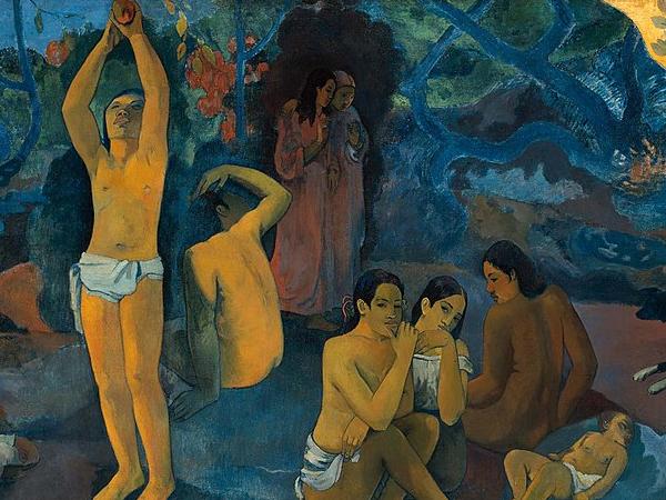 Bekendste schilderijen van Paul  Gauguin
