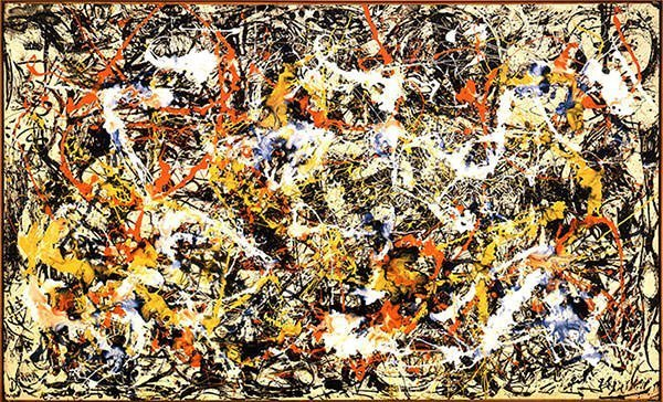 Convergence (1952) - Jason Pollock