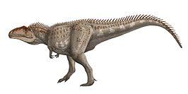 Giganotosaurus: grootste roofdieren aller tijden