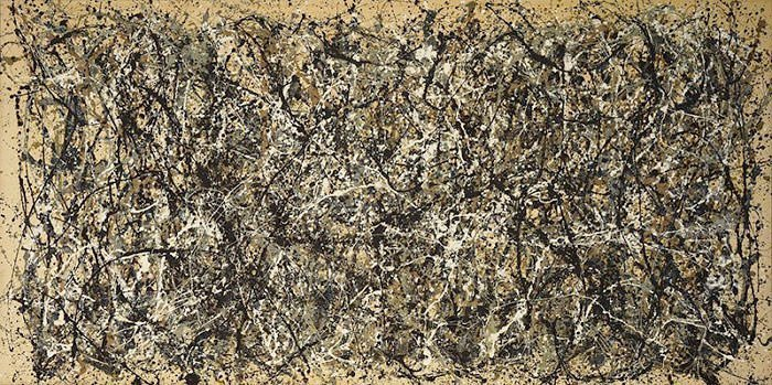 One – Number 31 (1950) - Jason Pollock