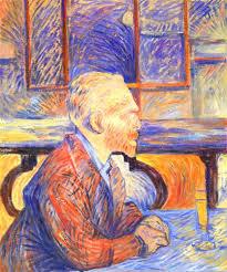 Vincent van Gogh (1887) - Henri de Toulouse-Lautrec