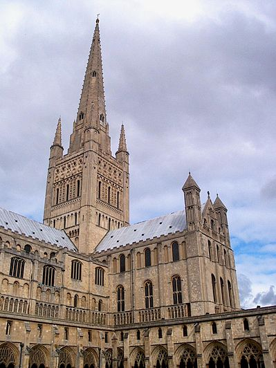 Kathedraal van Norwich
