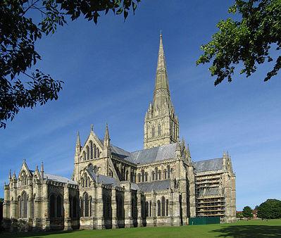 kathedraal van Salisbury