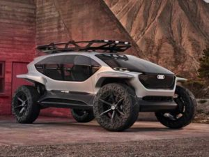 AUDI off road buggy