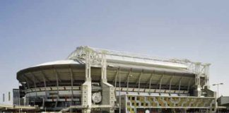 Grootste stadions van Nederland - Johan Cruijff ArenA