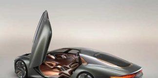 Bentley EXP 100 GT, TOP 10 concept cars van 2019