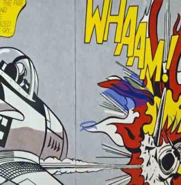 Beroemdste schilderijen van Roy Lichtenstein