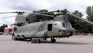 Boeing CH-47F Chinook
