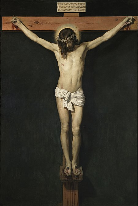 Cristo crucificado / Chrisus gekruisigd (1632) - Diego Velazquez
