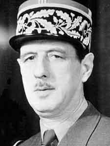Charles de Gaulle (1890 - 1970)