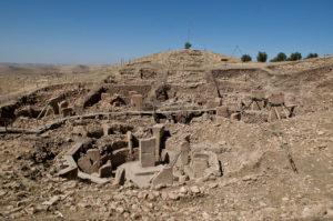 Oudste gebouwen ter wereld : Gobekli Tepe
