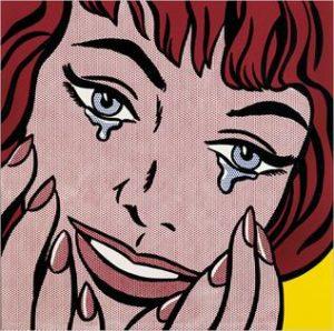 Happy Tears  (1964) - Roy Lichtenstein