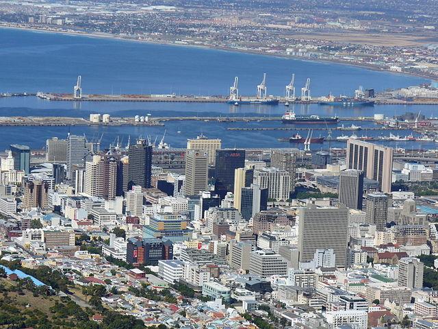 Kaapstad - Andrew Massyn [Public domain]