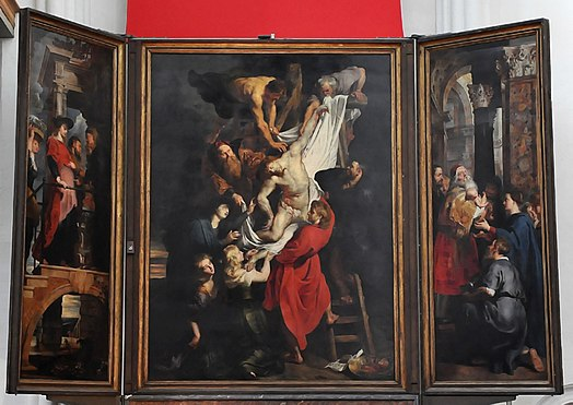 Kruisafneming (1611-1614) - Peter Paul Rubens