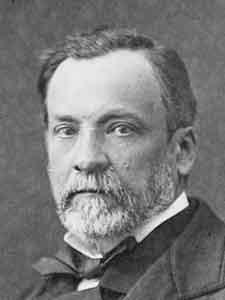 Louis Pasteur (1822 – 1895)