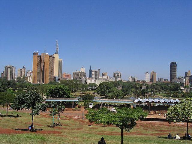 Nairobi - Sanderflight at Dutch Wikipedia [Public domain]