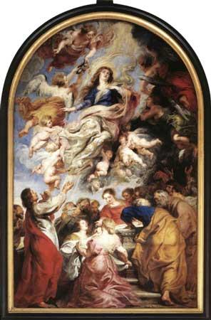 Tenhemelopneming van Maria (1626)- Peter Paul Rubens