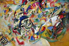 Composition VII (1913) - Wassily Kandinsky
