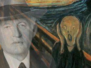 Beroemdste schilderijen van Edvard Munch - 11 stuks
