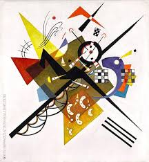 On White II (1923) - Wassily Kandinsky