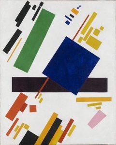 Suprematist Composition (1916) - Kazimir Malevich
