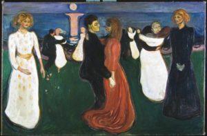 The Dance of Life (1925) - Edvard Munch