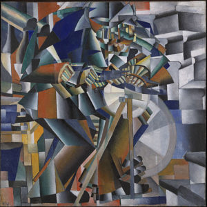 The Knife Grinder (Principle of Glittering) (1912-13)