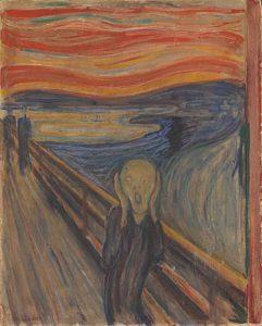 De Schreeuw (1893) - Edvard Munch