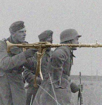 De belangrijkste machinegeweren uit de 2e wereldoorlog