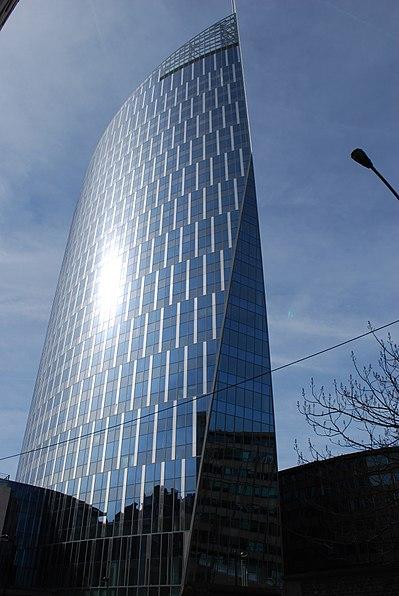 Paradis-toren in Luik