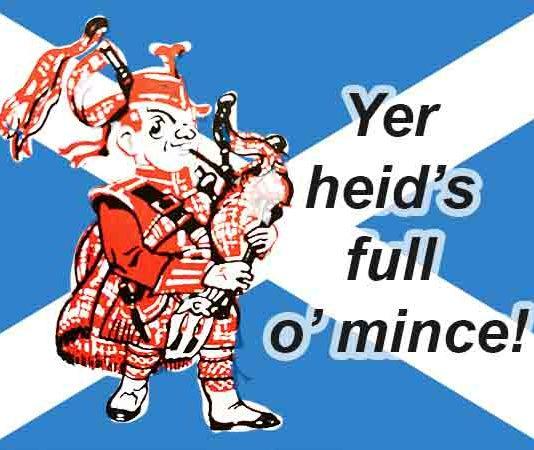 Bekende Schotse uitdrukkingen