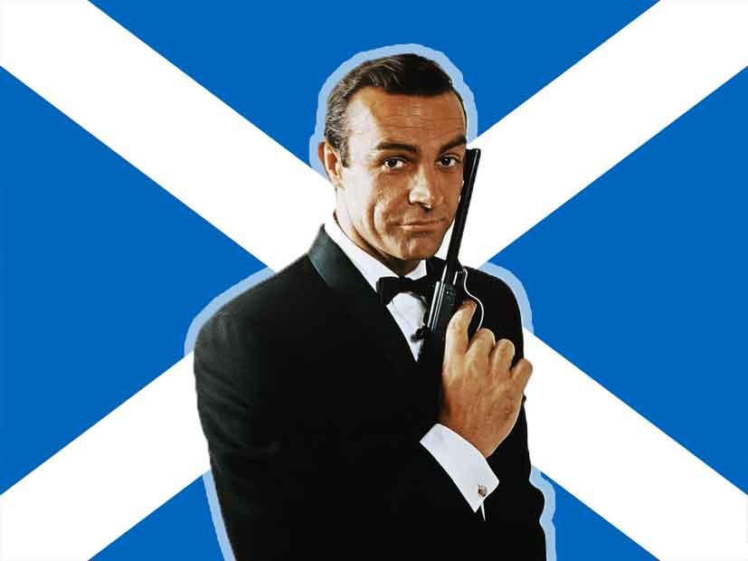 Beroemdste mensen uit Schotland