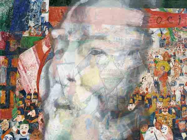 Beroemdste schilderijen van James Ensor
