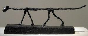 Kat (1954) Metropolitan Museum of Art - Alberto Giacometti