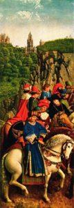 De rechtvaardige rechters (1432) - Jan en Hubert van Eyk