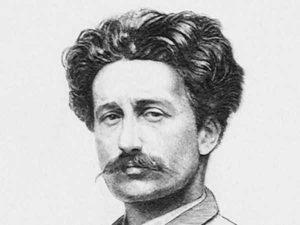 Félicien Rops (Namen, 7 juli 1833 – Essonnes, 23 augustus 1898)