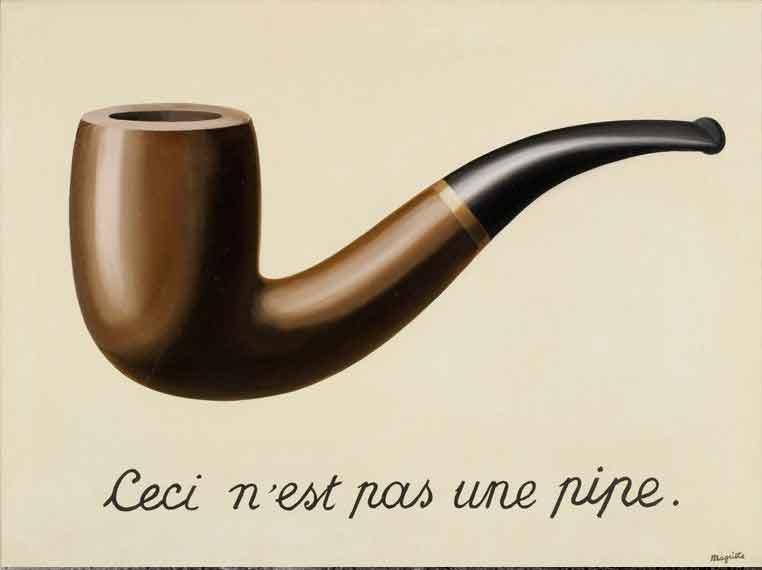 La trahison des images / Het verraad der voorstelling (1928-1929) - René Magritte